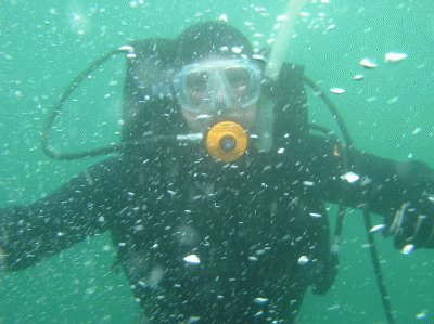 Here's What I Look Like Underwater