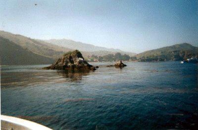 Indian Rocks, Catalina, CA