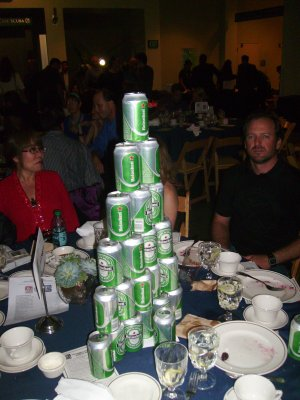 The beeramid.