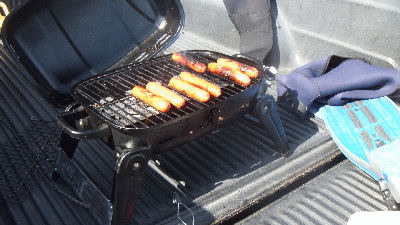 The  ghetto grill.