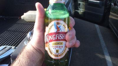 Kingfish Beer?