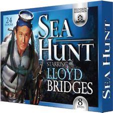Sea Hunt - 689 episododes.