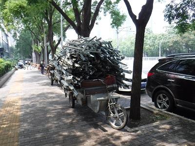 The junk bike.
