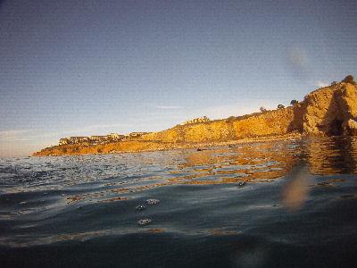 Off the Cove at Terranea.