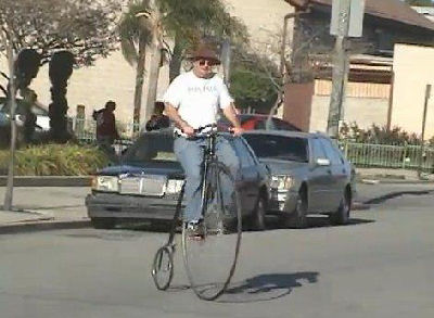 Me on my bike.
