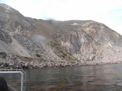 The quarry...