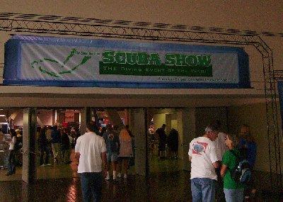 The Scuba Show.