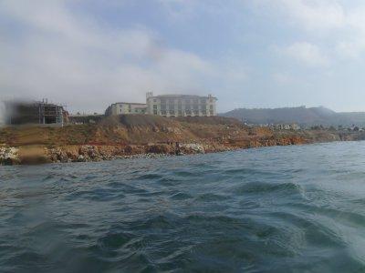 Terranea Resort is coming along.