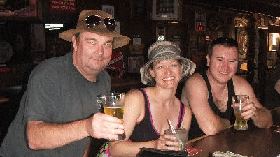 Me Donna and TwinDuct at The Shady Lane Saloon