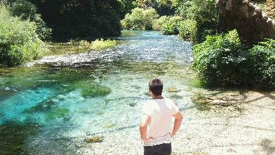 Blue Eye, Albania