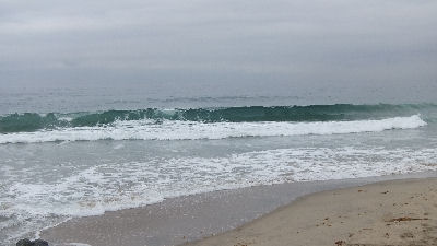 Waves at Redondo