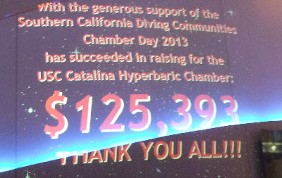 $125,393 Raised for the chamber!!