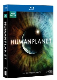 Own Human Planet on DVD or Blu-ray!