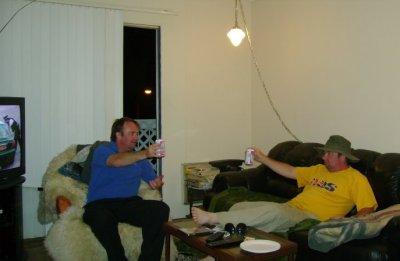 Jeff and Gunter