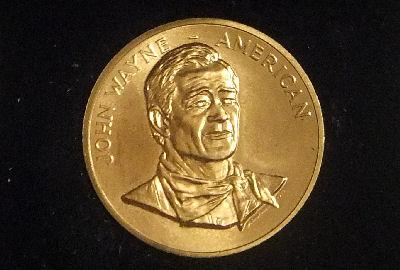 John Wayne - American
