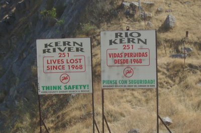 The Kern River death count is now at 251.