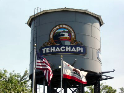 Downtown Tehachapi
