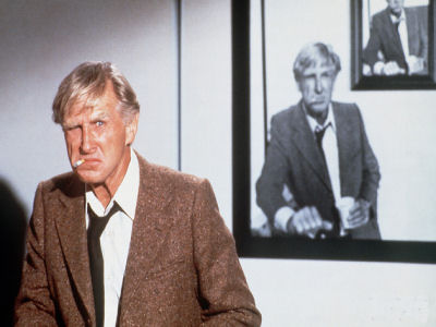 Lloyd Bridges in Airplane.