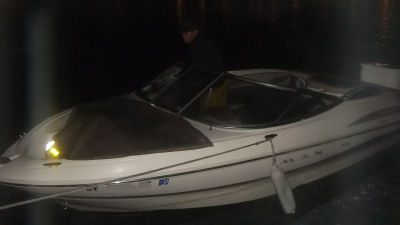 Captain Toms boat