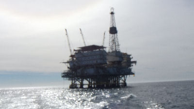 The Eureka Oil Platform