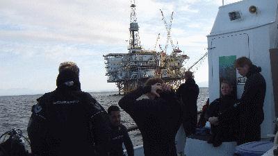 Eureka Oil Rig