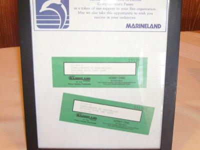 Marineland Tickets