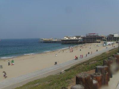 Redondo Beach Pier Cleanup