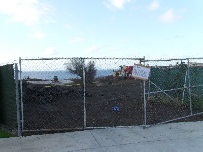 The Old Marineland Public Access Lot Is Now Closed.