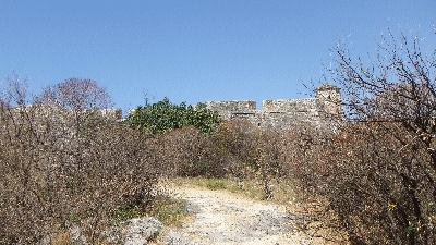 Ali Pasha Tepelena Castle.