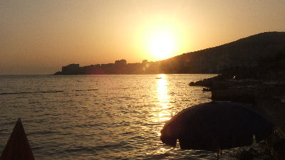 Saranda Sunset