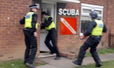 SCUBA shop gets raided by the Health Care Policehealthcare.