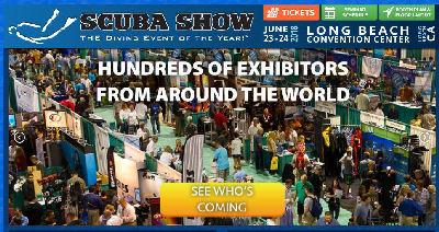 SCUBA Show 2018!