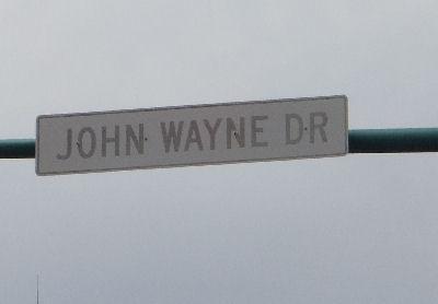 John Wayne Dr.