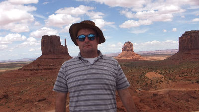Me at Monument Valley