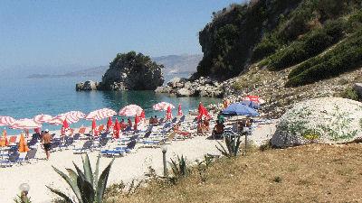 Sirens Bay, Albania