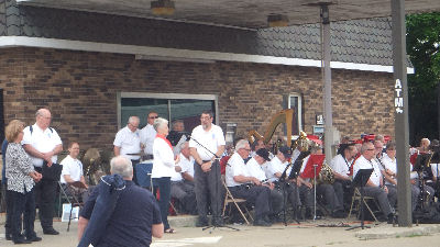 The Winterset Veterans Band