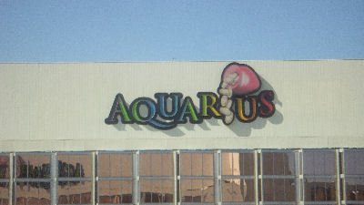 The Aquarius Hotel and Casino