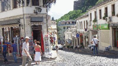 Qeparo Village