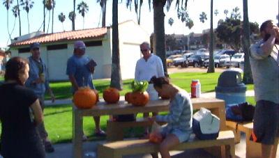 Judging Pumpkins